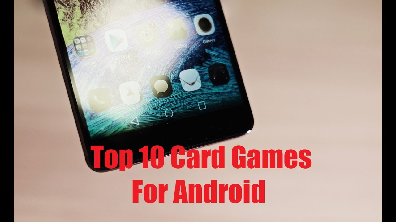 android phone games top 10