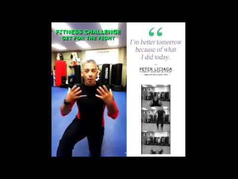 Fitness Challenge from Your Mount Laurel Martial Arts Guy