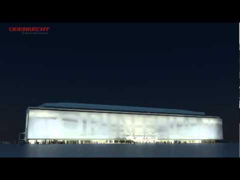 Meio de campo » Arena do Timão 3-D » Arquivo