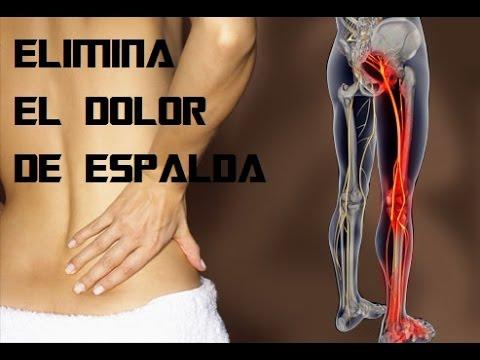 ¿Cómo eliminar el dolor de espalda baja   6fd231186042
