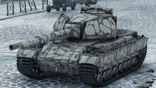 World of Tanks Super Conqueror - 11 Kills 10,5K Damage