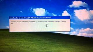 Dell Wireless Driver (1 of 3) - Windows XP Setup - Part 13