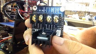 installing a mosfet anet a8 3d printer