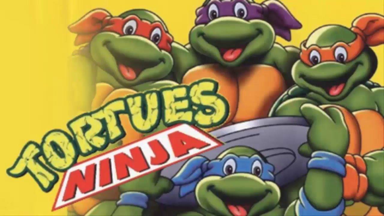 Dessin anim tortues ninja reupload youtube - Dessin anime des tortues ninja ...