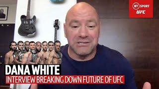 Dana White UFC 249 breakdown: updates on Fight Island, Khabib, Conor, Masvidal, Miocic v DC trilogy