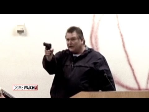 Gunman Shoots Up School Board Meeting, Dies - Crime Watch Daily With Chris Hansen