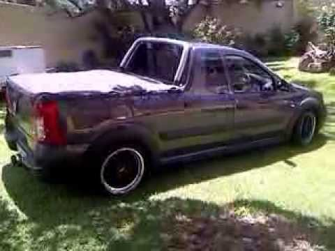 Nissan Np200 Modified Youtube