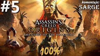 Zagrajmy w Assassin's Creed Origins: The Curse of the Pharaohs DLC (100%) odc. 5 - Pola Trzcin