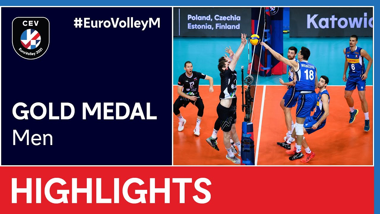 Download Slovenia vs. Italy Highlights - #EuroVolleyM