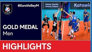 Slovenia vs Italy Highlights EuroVolleyM