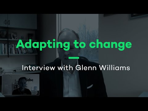 Glenn Williams about Nozbe for business coach and adapting to change - Productive Show #106