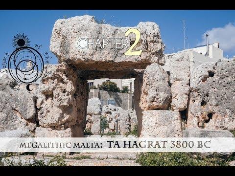 #2 HUGE MYSTERIOUS STRUCTURE of Ta' Ħaġrat, 3800BC! | MEGALITHIC ancient Malta | [MALTA NEOLITICA]