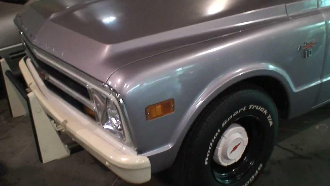 Truck 1968 chevrolet truck parts : 1968 Chevrolet C10 Pickup - YouTube