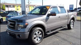 2013 Ford F-150 FX4 5.0 Walkaround, Start up, Tour and Overview