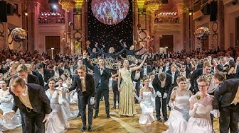 HOFBURG Silvesterball 2019 - 50 year celebration
