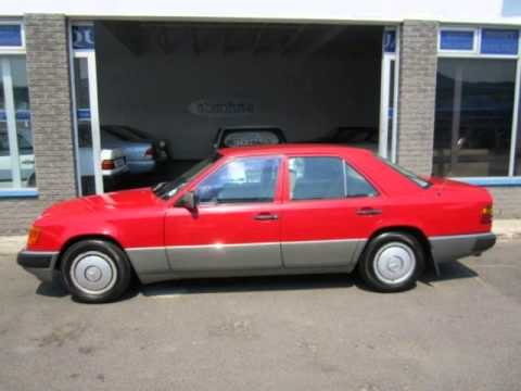 1990 mercedes benz 230 e auto auto for sale on auto for Mercedes benz watch for sale