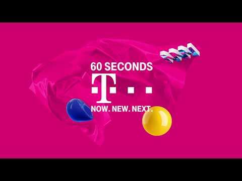 Social Media Post: 60 seconds Deutsche Telekom at Barcelona MWC