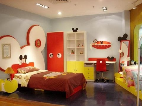 Minnie Mouse Bedroom Ideas | Minnie Mouse Room Decor For Babies