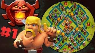 Ataque definitivo a las aldeas más conocidas #1/Clash of clans