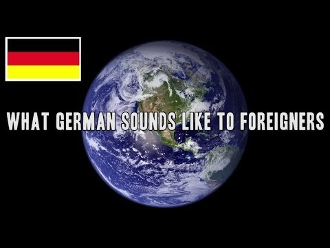 What German Sounds Like To Foreigners    CopyCatChannel