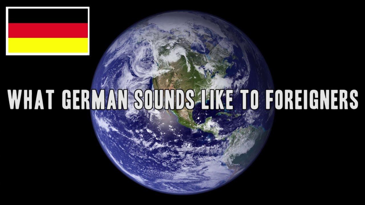 foreigners deutsch