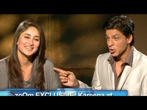Kareena prefers Aamir Khan over Shahrukh Khan