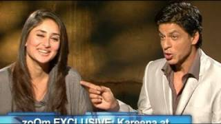 Kareena prefers Aamir Khan over Shahrukh Khan