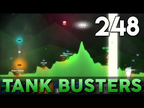 [248] Tank Busters (Let's Play ShellShock Live w/ GaLm and Friends)
