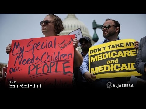 Disability in the time of 'Trumpcare' - The Stream