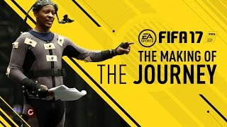 FIFA 17 - The Making Of The Journey(More than two years in the making, FIFA 17 The Journey is a new and innovative addition to the franchise: http://x.ea.com/17895 The Journey lets you live the ..., 2016-09-17T16:42:12.000Z)