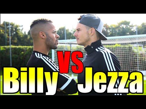 Billy VS Jezza | Riyad MAHREZ Penalty BATTLE!