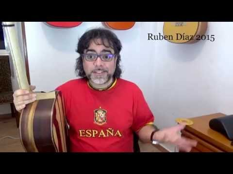 10 common popular beliefs about flamenco guitars which are very questionable (4) Ruben Diaz Spain