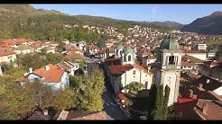 Teteven, Bulgaria (Balkan Mountains) in 4K (Ultra HD) - Aerial Drone footage by INCEPT