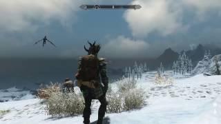 The Elder Scrolls V : Skyrim (Сборка Recast) Разговор с тишиной #64