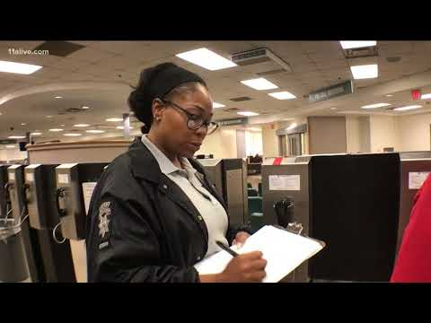 After The Arrest: A Rare Look Inside The Fulton County Jail