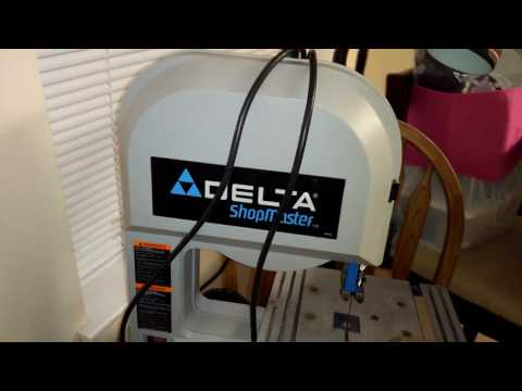 Delta Bs100 Shopmaster 9 Inch Bench Top Band Saw Band