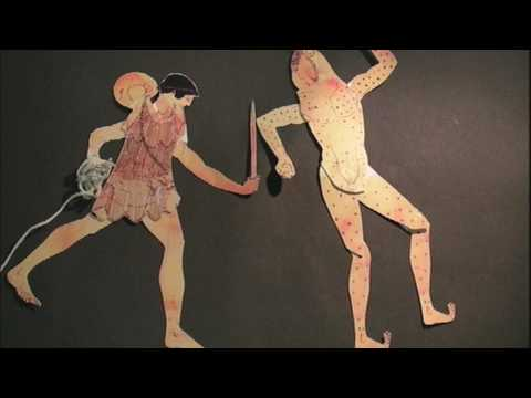 The British Musem - Greeks Alive! Animation Workshop November 29th