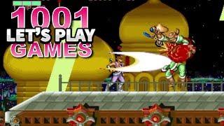 Strider (Sega Genesis/Mega Drive & Arcade) - Let's Play 1001 Games - Episode 235 (Part 2)