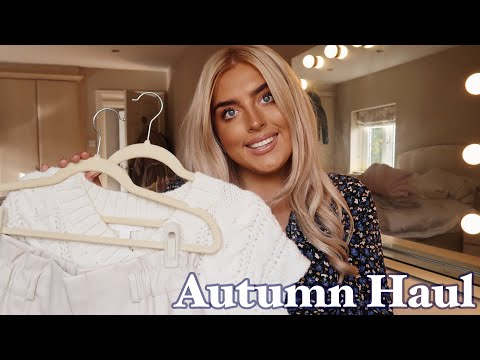 A/W HAUL!! H&M, PRIMARK & PRETTY LITTLE THING!