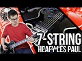 Download Epiphone Matt Heafy Custom-7 Demo || 🤘 A 7-String Les Paul?! 🤘 MP3 song and Music Video