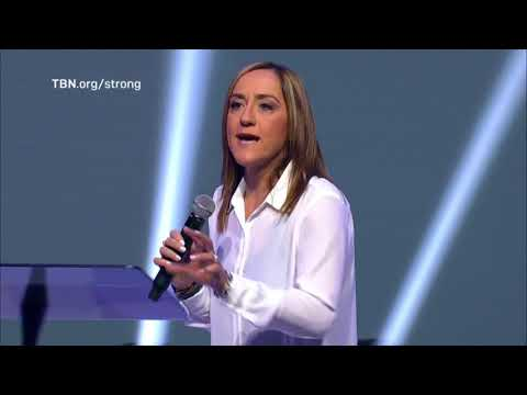Christine Caine Passion Update October 10, 2017 _  You Came Out to Go In    TBN