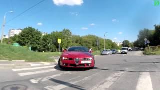 Alfa Romeo Brera v6-24v 260HP - Music Video