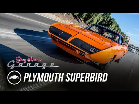 1970 Plymouth Superbird - Jay Leno's Garage