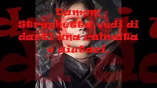 Le più belle frasi di Damon Salvatore