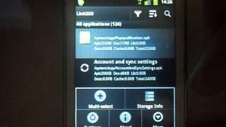 How to increase internal memory of Samsung Galaxy Y