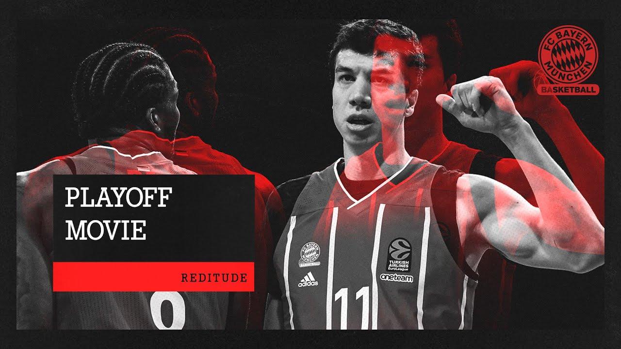 Dramatik pur! Der Playoff Movie | FC Bayern Basketball - Olimpia Mailand | EuroLeague