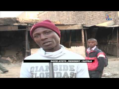 Re-emergence of the 'Gaza' group in Kayole causing fear