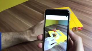 Augmented Reality on Products