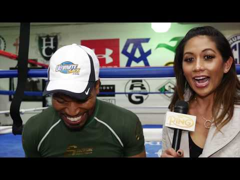 Shawn Porter: Breaking down Yordenis Ugas' strong-will & strong-mind is what I need to break him