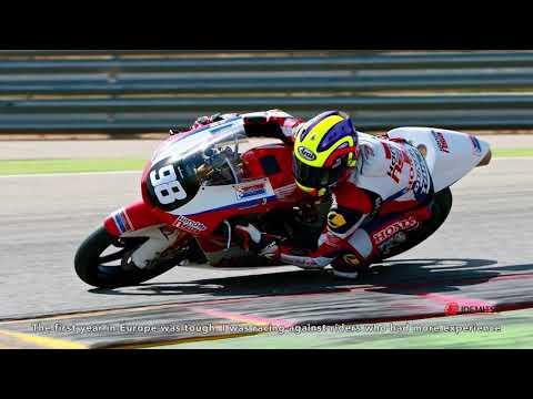 Idemitsu Honda Team Asia – Moto2 Rider – Khairul Idham Pawi #89 Interview
